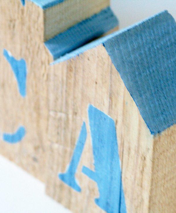 Casette con decorazione per bamb
