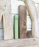 Lettere in legno per scritta FAMILY personalizzata
