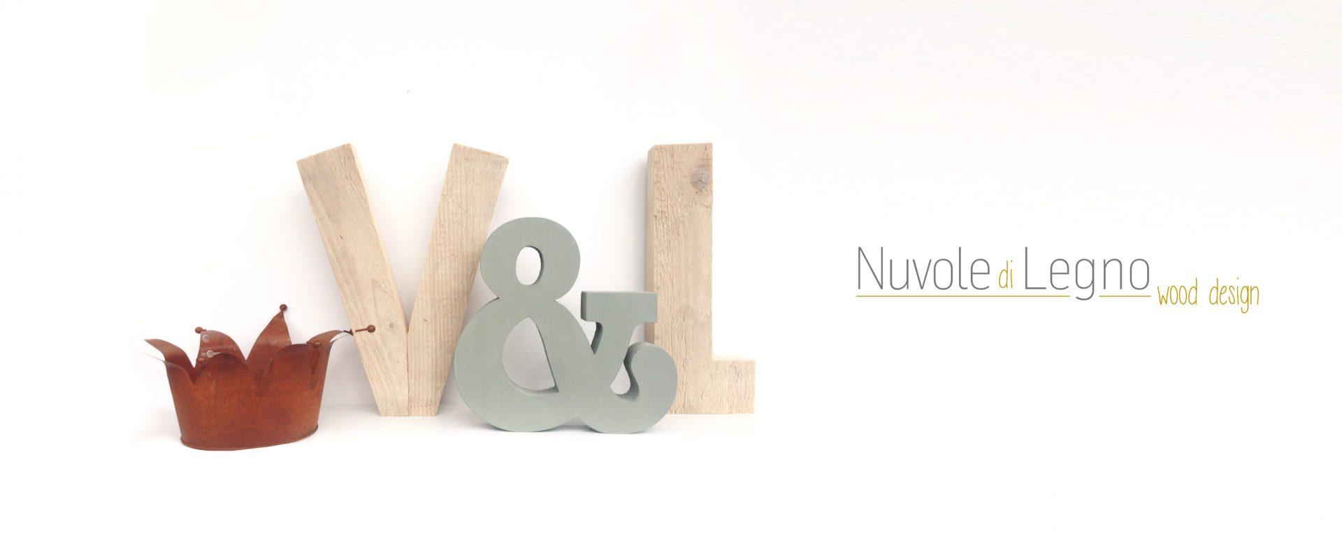 oggetti in legno di recupero