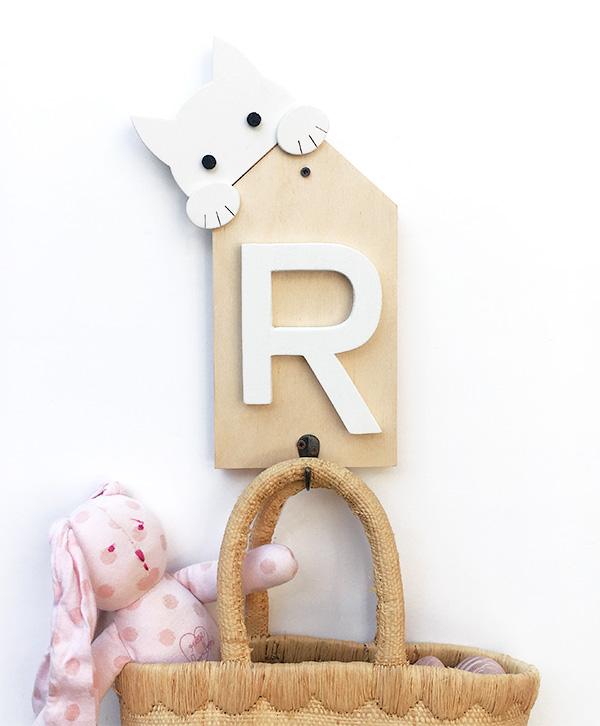 Decorazioni per bambini personalizzabili, fatte a a mano e completamente personalizzabili per regali originali